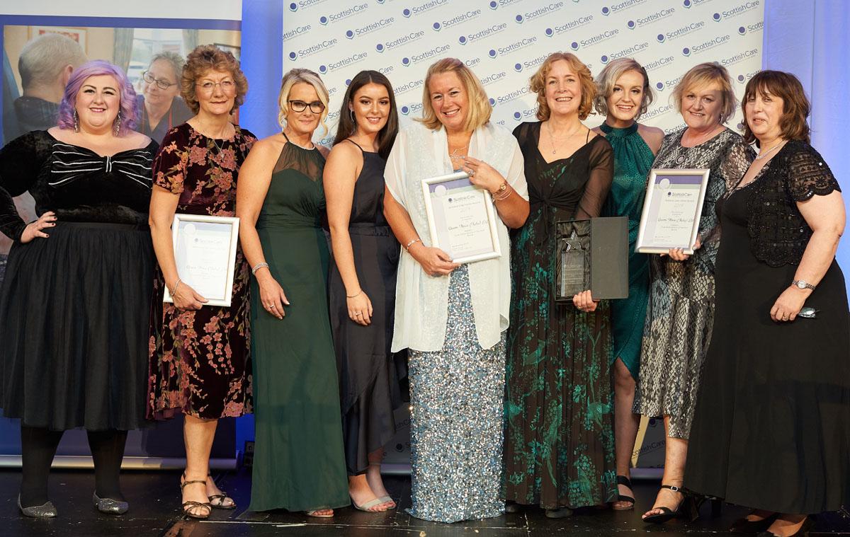 Scottish Care Awards Winner 2019